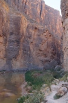 US side of the canyon