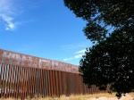 The Border Wall in Agua Prieta/Douglas